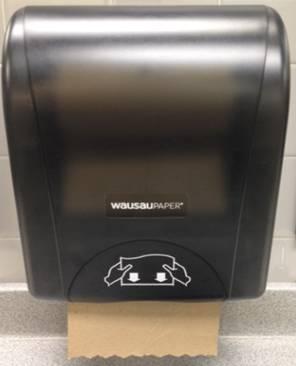 Attractive ... Paper Towel Dispenser In The Bathrooms! We ...